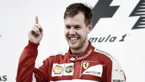 """Sebastian Vettel: """"Deberíamos estar un poco más arriba"""""""
