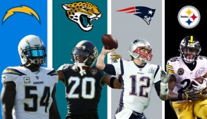 NFL: Early favorites for AFC Division winners