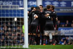 Everton 2-5 Arsenal: Ruthless Gunners K.O. Koeman