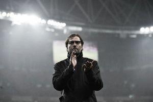 """Jürgen Klopp: """"Lo positivo es que no ha habido lesiones"""""""