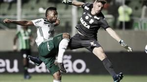 Fora de casa, Palmeiras bate América-MG na ida das oitavas pela Copa do Brasil
