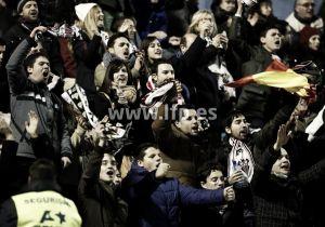 Promoción especial para el Alba - Tenerife, partido de la afición