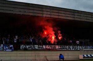 Fotos e imágenes de la afición en el entrenamiento del Real Club Deportivo de la Coruña