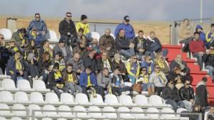 El Algeciras CF - Cádiz CF declarado de Alto Riesgo