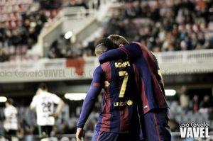 La victoria se le resiste al Barça B