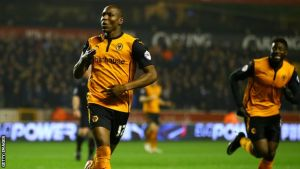Wolves state in-form Afobe is not for sale, as Premier League clubs swoop