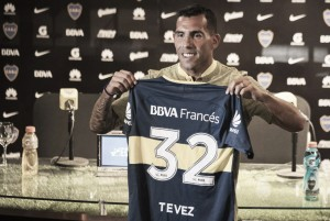 "Carlos Tevez: ""Vuelvo a Boca para ganar la Libertadores"""