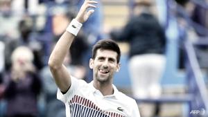Djokovic bate Monfils, é campeão em Eastbourne e se fortalece para Wimbledon