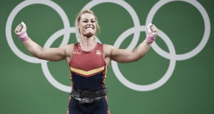 Lydia Valentín no competirá en el Mundial