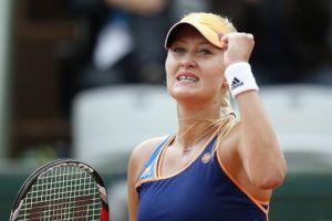 Mladenovic eliminó a Safarova, la favorita en Washington