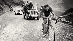 Rosa Parks, Harry Potter y un ciclista