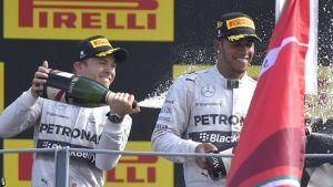 Italian Grand Prix: Hamilton Recovers For Win