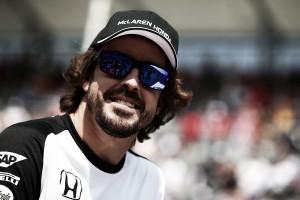 """Fernando Alonso: """"Las cosas no van a llegar del cielo"""""""