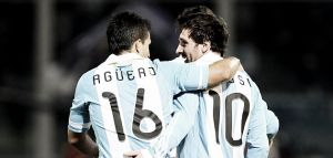 Messi wants fellow Argentine Aguero at Barcelona