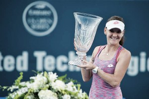 Agnieszka Radwanska, Petra Kvitova headline New Haven field