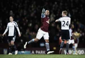 Aston Villa 2-1 West Brom: West Midlands Derby goes the way of Aston Villa