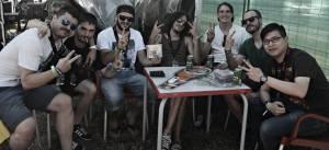 "Entrevista. Against The Waves: ""Tocar en el Resurrection Fest ha sido increíble"""