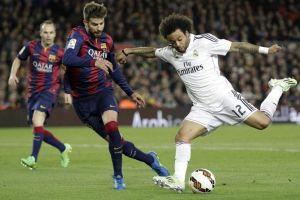 """Marcelo: """"Vamos a seguir luchando, corriendo, dando la cara y tratando de ganar la Liga"""""""