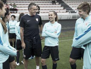 """Agirre: """"Estamos preparadas para batir al Albacete"""""""