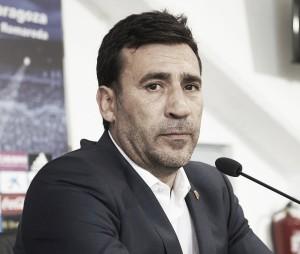 """Raúl Agné: """"Estoy satisfecho con el juego, pero no con el resultado"""""""