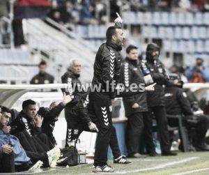 """Raúl Agné: """"Es de los mejores partidos que hemos hecho"""""""