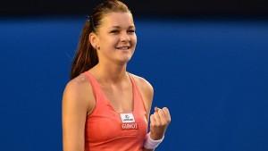 WTA Shenzhen: trionfo netto della Radwanska