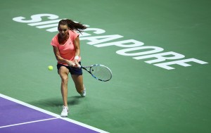 WTA Finals Singapore, 1° giornata Gruppo bianco: la Radwanska sfida la Kuznetsova, a seguire Ka.Pliskova - Muguruza