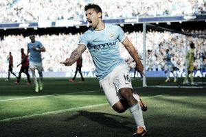 Manchester City hopeful of sealing new £210,000-a-week deal with Sergio Agüero