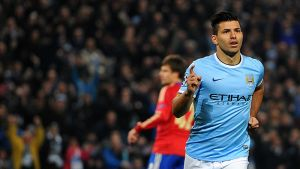 Sergio Agüero signs new five-year deal with Manchester City