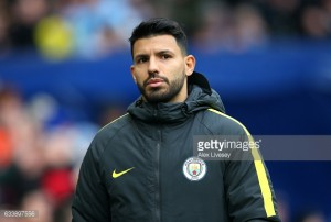 Aguero okay with competition, insists Zabaleta