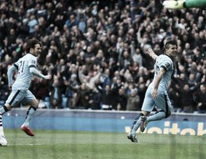 Manchester City 3-2 Aston Villa: Guzan mistake comes back to haunt Villains in pulsating finish