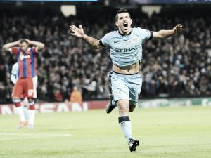 Aguero wins plaudits after hat-trick carries City to 3-2 win over Bayern