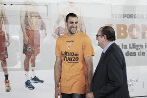 """Aguilar: """"Jugar la Euroliga es una motivación más para el equipo"""""""
