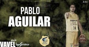 Herbalife Gran Canaria 2016-17: Pablo Aguilar, año para la consagración
