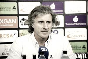 """Roberto Aguirre: """"Es un premio al trabajo del equipo"""""""