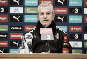 """Javier Aguirre: """"Estamos en manos de los jugadores, ellos son los protagonistas"""""""