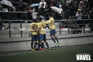 Fotos e imágenes del Las Palmas At. 1-0 Atlético de Madrid B, Grupo II de Segunda B
