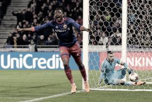 El Lyon cae en un partido loco