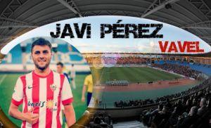 """Entrevista. Javi Pérez: """"Mi objetivo es ganar minutos y aportar lo máximo para poder ayudar al equipo"""""""