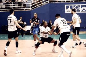 Superliga: Corinthians derrota Maringá e consegue primeira vitória no ano