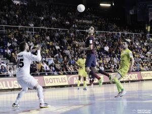 El Barça Alusport golea a Montesinos en su despedida liguera