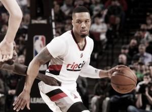 Blazers vence Rockets em casa e chegam à zona de playoffs