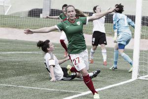El estreno goleador de Ainhoa Álvarez