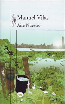 'Aire Nuestro' de Manuel Vilas