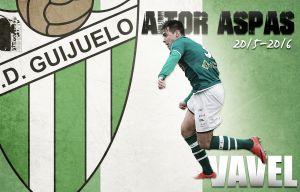 Aitor Aspas regresa al Guijuelo