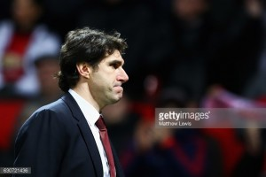 Aitor Karanka looks ahead to game against 'direct opponents' Watford