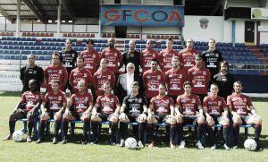 GFC Ajaccio 2015-16: comenzar con buen pie
