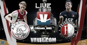 Ajax vs Feyenoord, KNVB Beker en vivo y en directo online