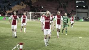 El Ajax tropieza y se queda sin el liderato