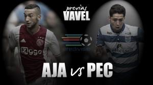 Ajax - PEC Zwolle: Sumar y olvidar